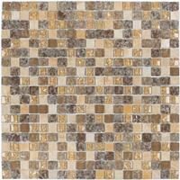 Pastilha Glass Mosaic Glass Stone GST 06 Image