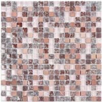 Pastilha Glass Mosaic Glass Stone GST 01 Image