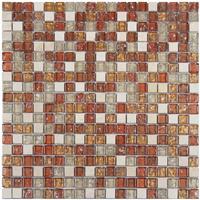 Pastilha Glass Mosaic Glass Stone GS 907 Image