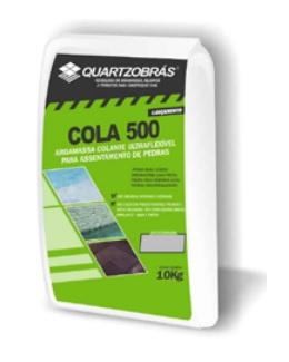 Argamassa Quartzobrás Cola 500 Ultraflexível Interno e Externo Image