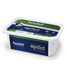 Rejunte Epóxi Portokoll Premium Porcelanato Fino Toque Image