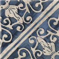Cerâmica Espanhola Glassmosaic Pavimentos Decorados Lisboa Blue Image