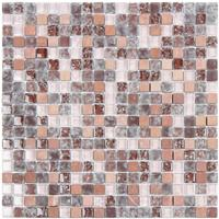 Pastilha Glass Mosaic Glass Stone GS301 Image