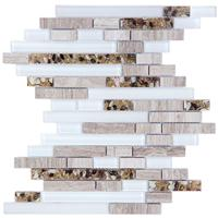 Pastilha Glass Mosaic Glass Stone GST06 Image