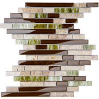 Pastilha Glass Mosaic Glass Stone GST08 Image