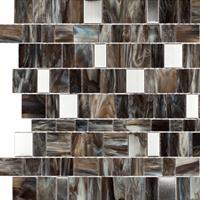 Pastilha Glass Mosaic Vidro Caravaggio CR 1574 Image