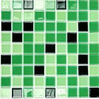 Pastilha Glass Mosaic Vidro Cristal Mix 01 Image