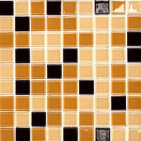 Pastilha Glass Mosaic Vidro Cristal Mix 02 Image