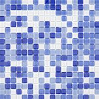 Pastilha Glass Mosaic Vidro Cristal Mix 11 Image