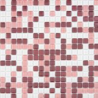 Pastilha Glass Mosaic Vidro Cristal Mix 15 Image