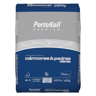 Argamassa Portokoll Premium Mármores e Pedras Claras ACII Image