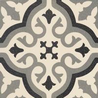 Cerâmica Espanhola Glassmosaic Pavimentos Decorados Florentine White Image