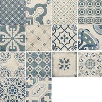 Cerâmica Espanhola Glassmosaic Pavimentos Decorados Antiqua Image